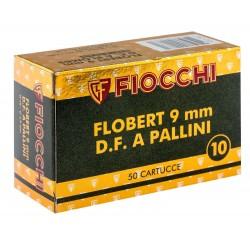 Cartouches Fiocchi 9mm flobert