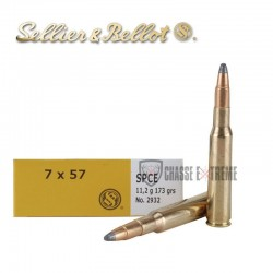 20 MUNITIONS S&B SPCE CAL 7 × 57 173GR