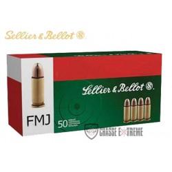 Munitions S&B 9mm 140gr SUBS