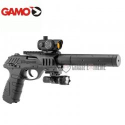 PISTOLET GAMO P25 TACTICAL - 3. 98 JOULES CAL 4. 5MM