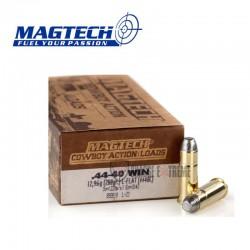 50 Munitions MAGTECH Cowboy Action cal 44-40Win 200gr LFN