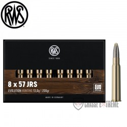 Balles RWS 8x57 JRS EVO 13g boite de 20