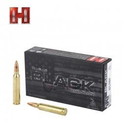 20 MUNITIONS HORNADY BLACK 223 REM 62 GR FMJ