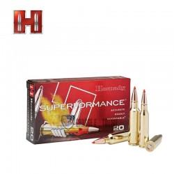 20 Munitions HORNADY Superformance 375 Ruger 250 Gr Gmx