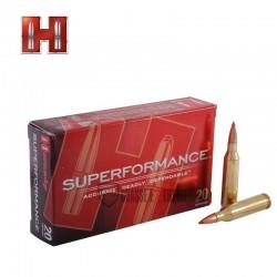 20 MUNITIONS HORNADY SUPERFORMANCE 260 REM 129 GR SST