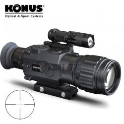 LUNETTE KONUS KONUSPRO-NV 3-8X50 VISION NOCTURNE