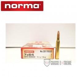 20 MUNITIONS NORMA CAL 7X64-156 GR ORYX