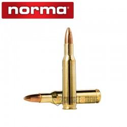 20 MUNITIONS NORMA CAL 222 REM 55GR FMJ