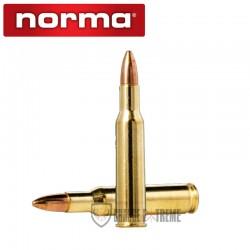50 MUNITIONS NORMA CAL 222 REM 55GR FMJ