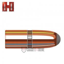 100 Ogives HORNADY 30 cal 308-150Gr InterLock Rn
