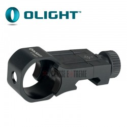 Interface Lampe Olight sur Rail Picatinny