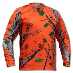 Tee-shirt Sportchief Tracker Blaze col rond