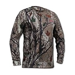Tee-shirt Sportchief Camo forest ultra leger