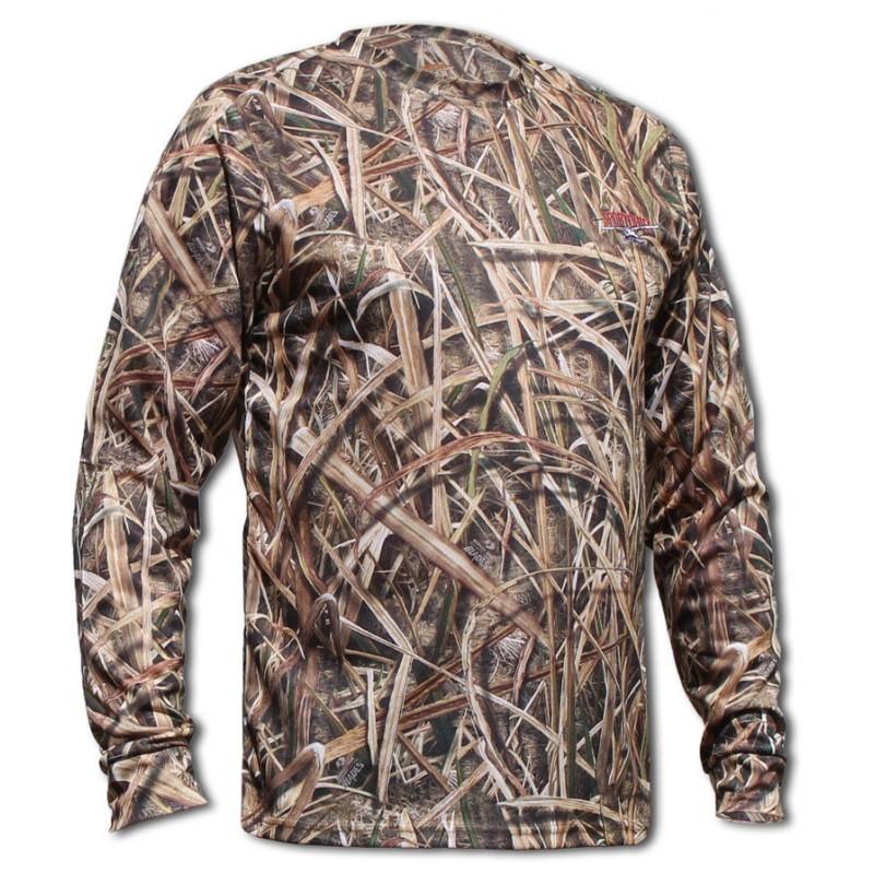Tee-shirt Sportchief camo Mossy Oak max4