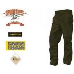 Pantalon de chasse Sportchief Oxford kaki