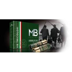 B&P MB tricolor 36 g cal 12 /70 bourre grasse