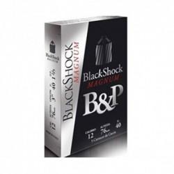 B&P black shock magnum 40.5g cal 12/76