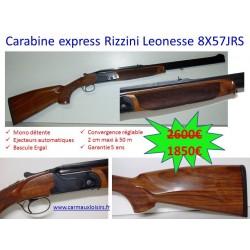RIZZINI EXPRESS SUPERPOSE LEONESSE ERGAL CAL 8X57 JRS