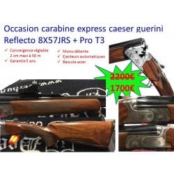 Express caesar guerini Reflexo cal 8x57JRSCAL 8X57 JRS
