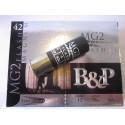 Cartouches B&P MG2 flash 42 NI