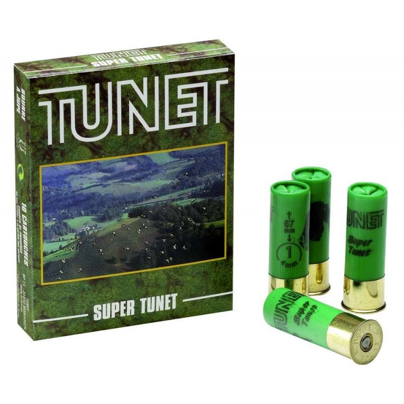 Cartouches super Tunet 36 g cal 12/70