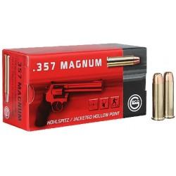Munitions geco 357 Magnum FMJ 146gr