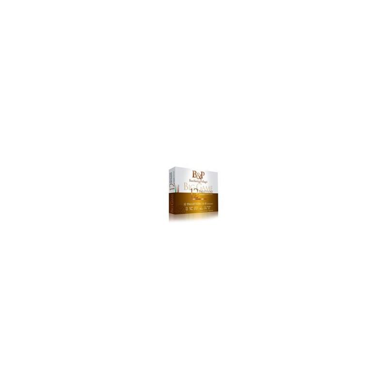 Chevrotines B&P 15 grains cuivrés 56 g