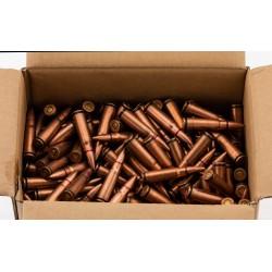 Munitions STV SCORPIO 7.62x39 FMJ BERDAN boite 250