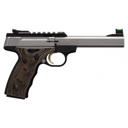 PISTOLET BUCK MARK PLUS STAINLESS UDX BROWNING
