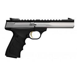 Pistolet BROWNING Buck Mark Contour Stainless Urx cal 22lr