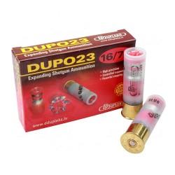 Balles expansives Dupleks cal 16/70