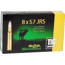 Munitions Brenneke TIG 8x57 JRS 12.8 g/198gr