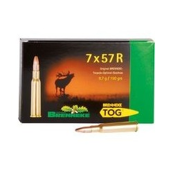 Munitions Brenneke TOG 7x57R 9.7 g/150gr