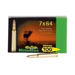 Munitions Brenneke TOG 7x64 9.7 g/150gr