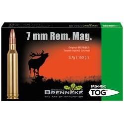 Munitions Brenneke TOG 7RM 9.7 g/150gr