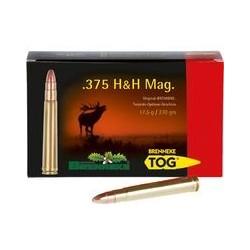 Munitions Brenneke TOG 375 H&H 17.5g/262gr