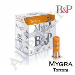 B&P Tortora cal 20 Pb 7.5 cuivré