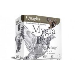 B&P mygra Quaglia 32 g cal 12/70