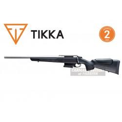CARABINE TIKKA T3X COMPACT TACTICAL RIFLE INOX GAUCHER