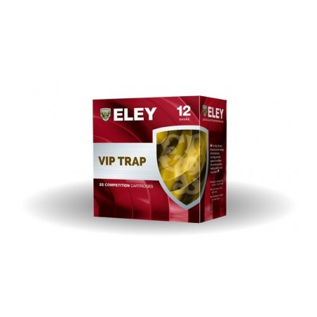 Cartouches ELEY VIP Trap 28g cal 12/70