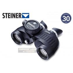 JUMELLES STEINER COMMANDER 7X50 COMPAS