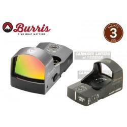 VISEUR POINT ROUGE BURRIS FASTFIRE III 3MOA