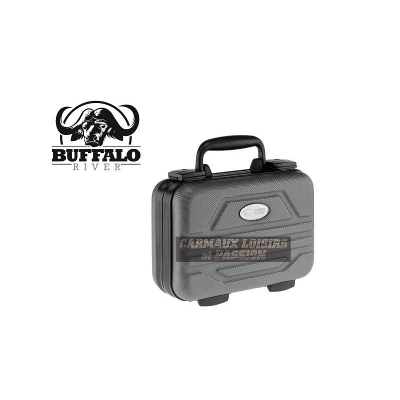 Mallette ABS 1 pistolet / revolver