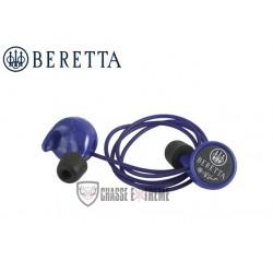 BERETTA PROTECTION AUDITIVE MINI HEAD SET PASSIVE BLEU