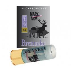 Mary arm balles Brenneke cal 16/67