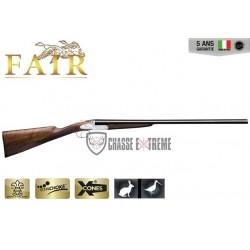FUSIL FAIR JUXTAPOSE LISSE FAUX CORPS EJECTEUR CAL.410/76