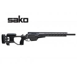 Acompte carabine SAKO TRG 22 A1 NOIRE canon 66cm cal 6.5 creedmoor