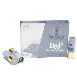B&P big game slug balles cal 12/70