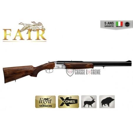 Fair Mixtes Ergal 12/76 + Calibre rayé
