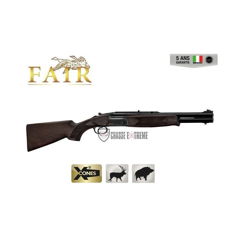 Fusil Superposé Fair Premier Battue Slug / Extracteur / Traqueur